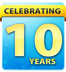 we celebrate 10 years of Fairfield sprinkler repair services