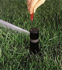 we provide professional sprinkler tune ups